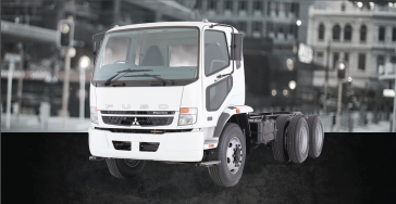 Main image Fuso Fighter 6x2