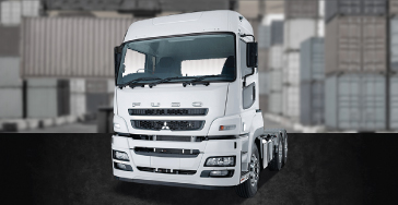 Fuso HD Tractor Main Image