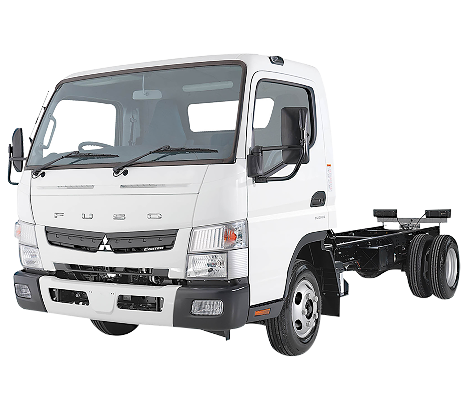 Fuso Canter 4x2