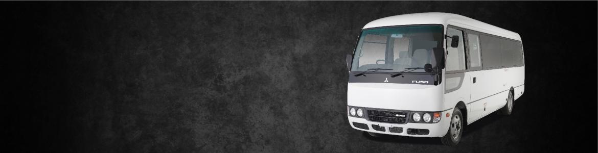 Fuso NZ Bus Range