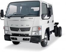 Fuso Canter 516 City Crew Cab