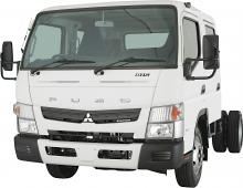 Fuso Canter 816 Wide Crew Cab