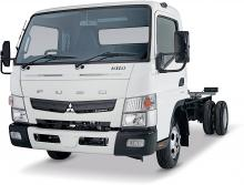 Fuso Canter 4x2 918 Wide Cab