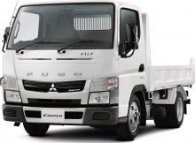 Fuso Canter 616 City Tipper