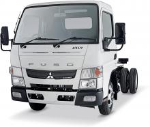 Fuso Canter 4x2 616 City Cab
