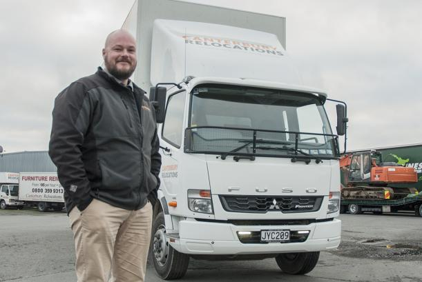 Fuso New Zealand and Canterbury Relocations