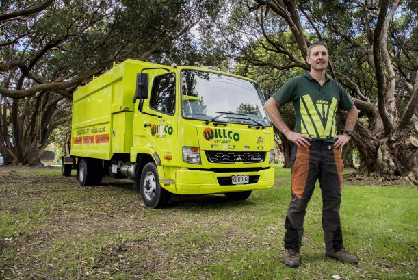 Willco and Fuso New Zealand