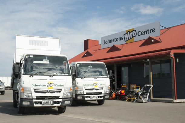 Johnstons Hire Centre